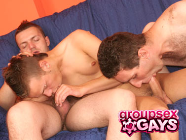 Sperm Exchange scene 2 2
