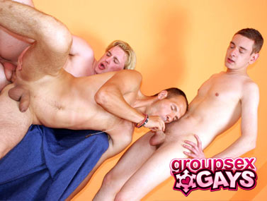 Sperm Exchange scene 4 2