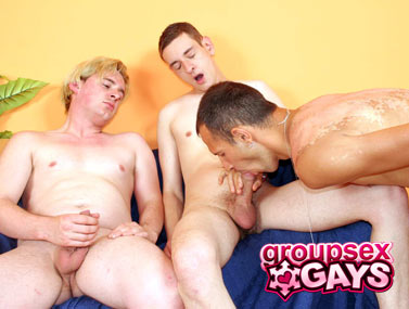 Sperm Exchange scene 4 1