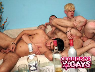 Drunk Dudes 2 scene 3 2