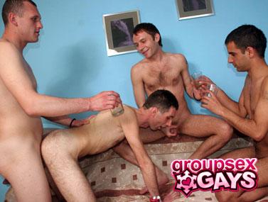 Drunk Dudes 3 scene 3 2
