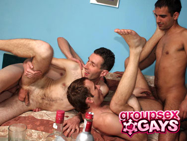 Drunk Dudes 3 scene 3 1