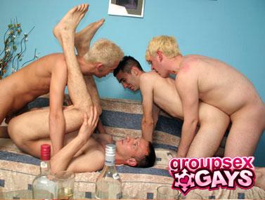 Drunk Dudes scene 2 1