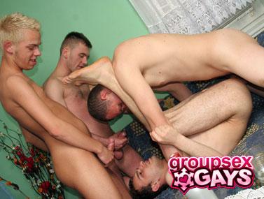 Drunk Dudes scene 3 2
