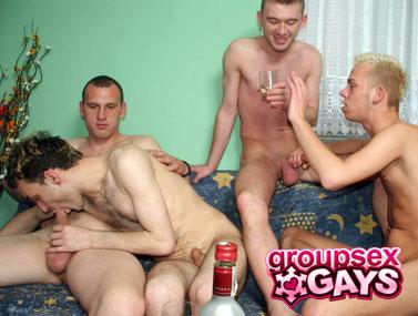 Drunk Dudes scene 3 1