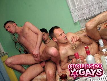 Drunk Dudes scene 4 2