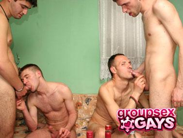Drunk Dudes scene 4 1